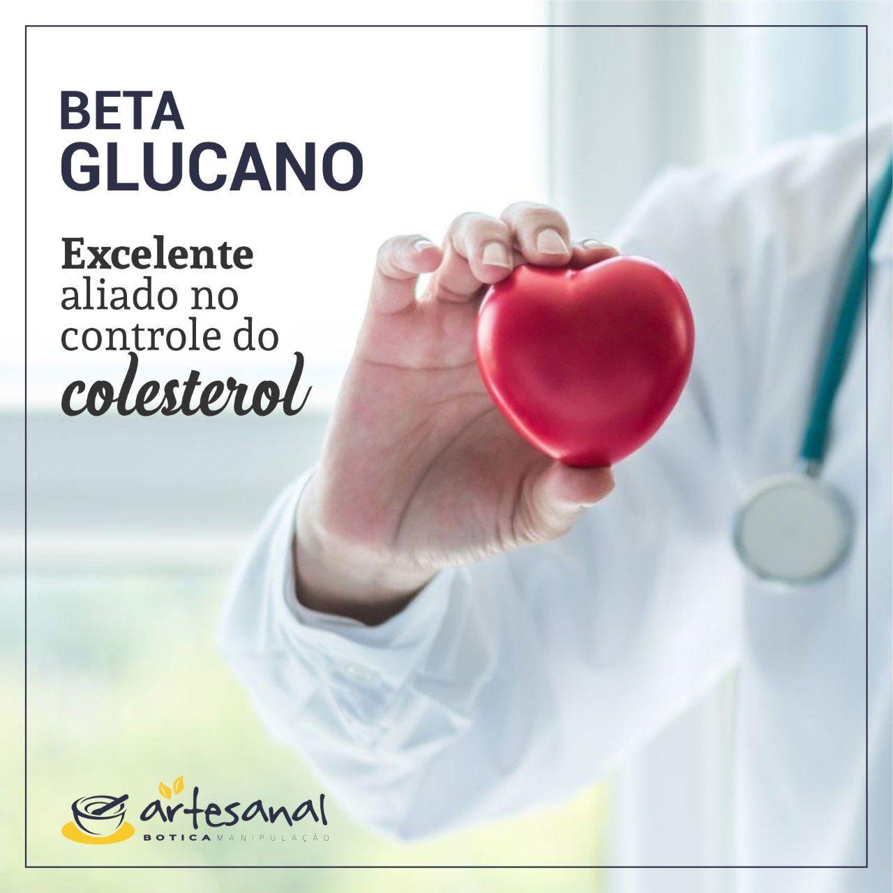 Beta Glucana 250mg - 30 Cápsulas