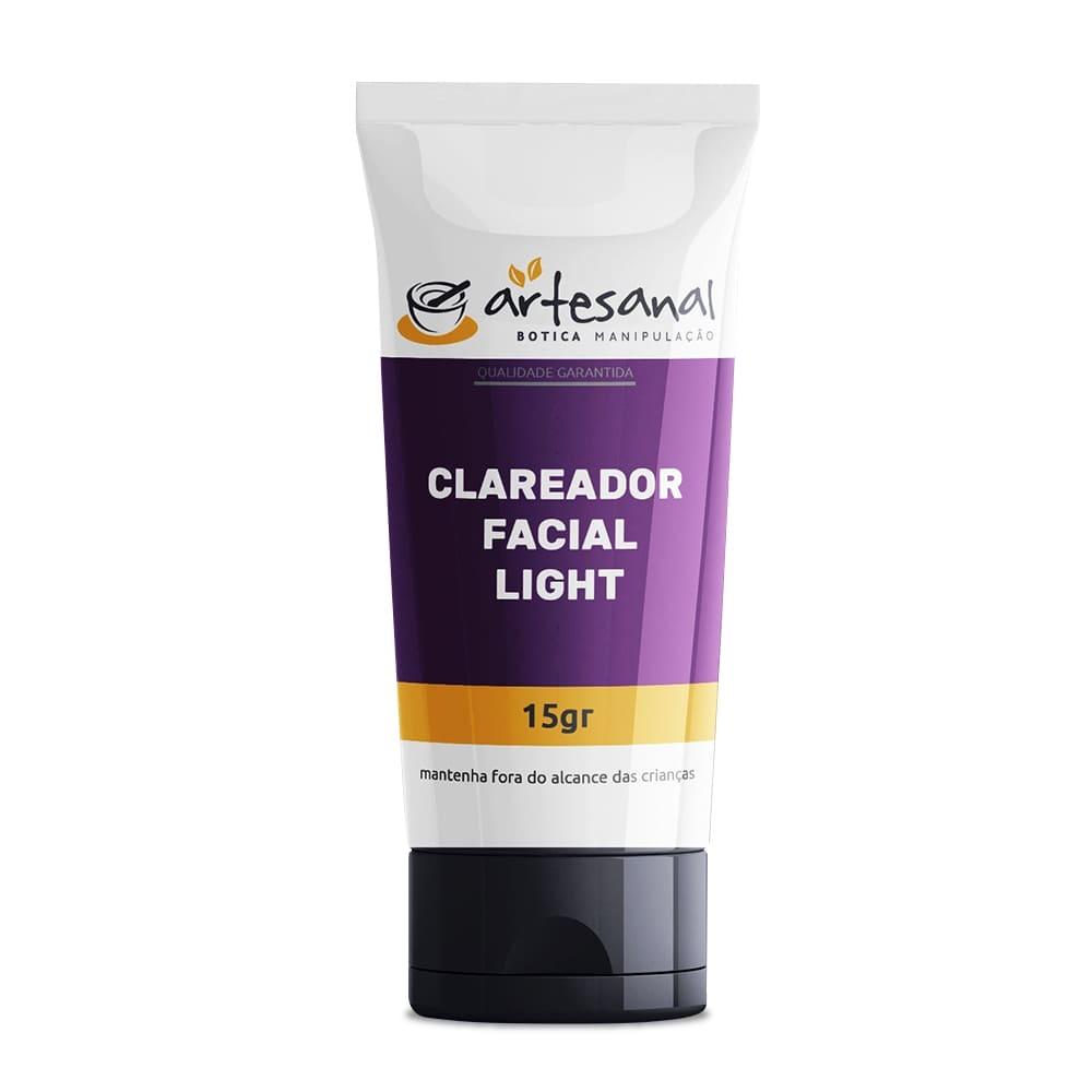 Clareador Facial Light - 15g