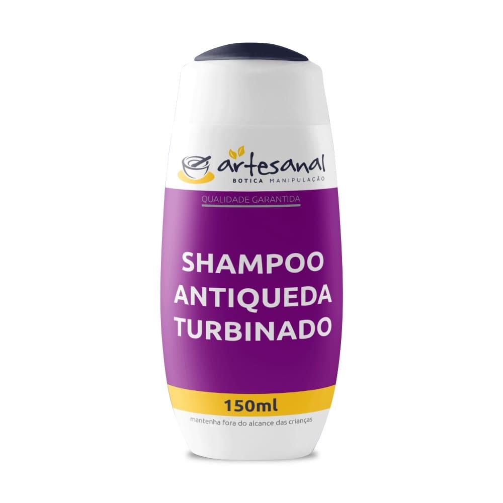Shampoo Antiqueda Turbinado - 150ml