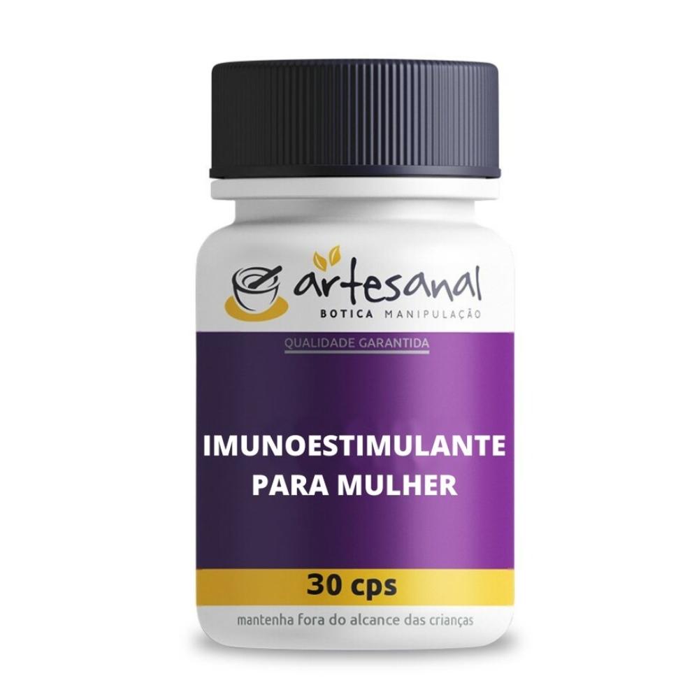 Imunoestimulante para Mulher - 30 Cápsulas