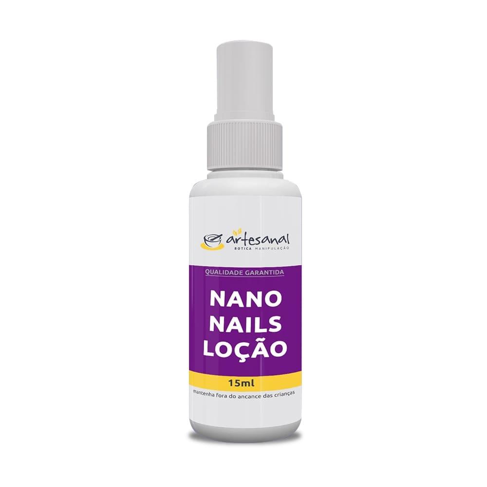 Nano Nails Loção - 15ml