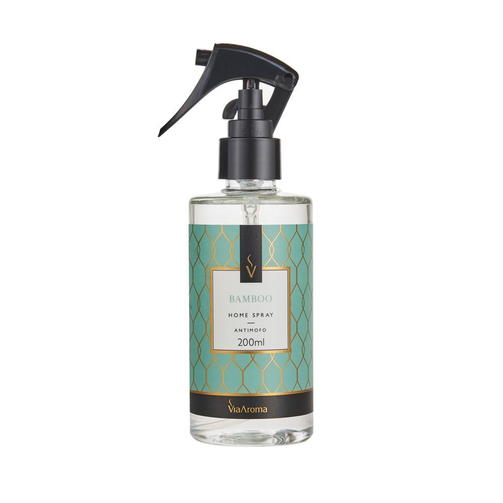 Home Spray Bamboo 200ml - Via Aroma