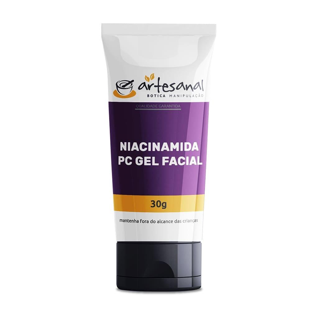 Niacinamida PC Gel Facial 30g