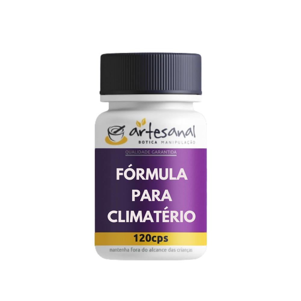 Fórmula para o Climatério - 120 Cápsulas